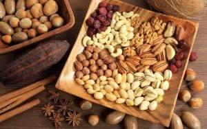 Các loại hạt mà các mẹ bầu nên ăn trong quá trình mang thai