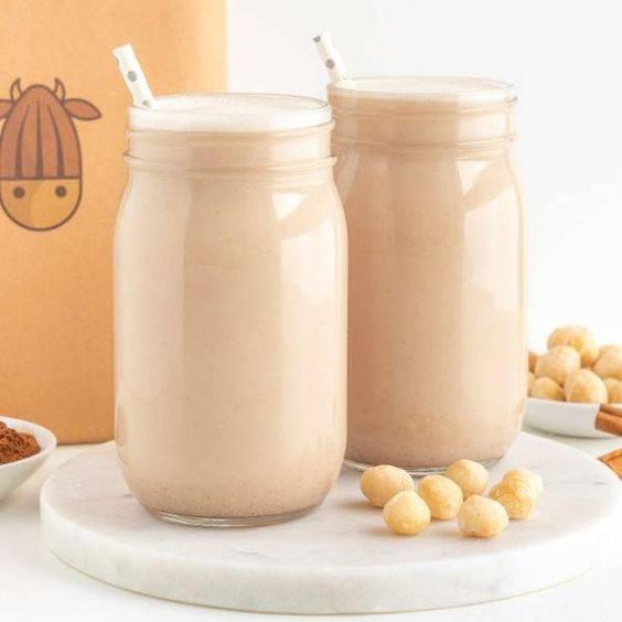 sữa hạt Macca