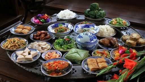 5 món ăn truyền thống của ngày Tết miền Bắc